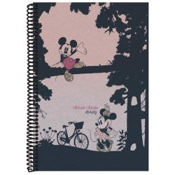 Minnie Mouse Campus Plus Defter 26x18,5  60 Yp Çizgili