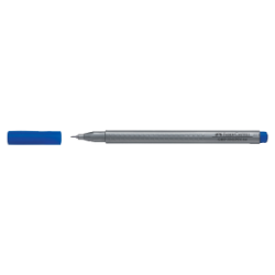 FABER CASTELL GRİP FINEPEN 0.4 MM MAVİ