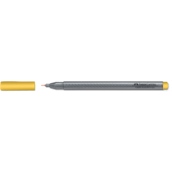 FABER CASTELL GRİP FINEPEN 0.4 MM GOLD