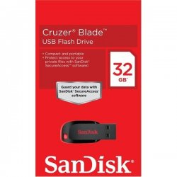 Sandisk Cruzer Blade Flash Bellek 32 GB
