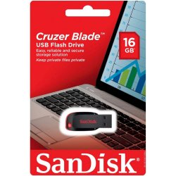 Sandisk Cruzer Blade Flash Bellek 16 GB